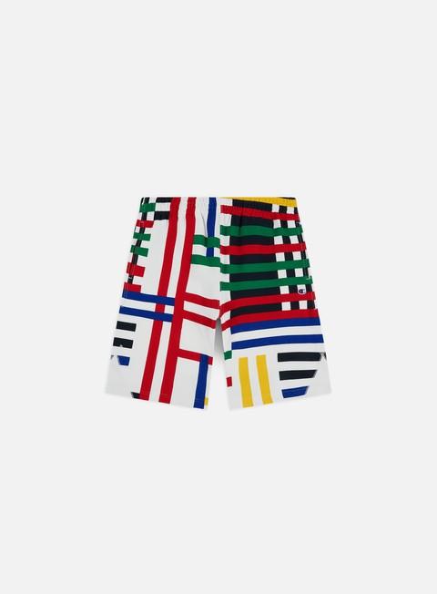 Outlet e Saldi Pantaloncini Champion All Over Print Long Bermuda Pants