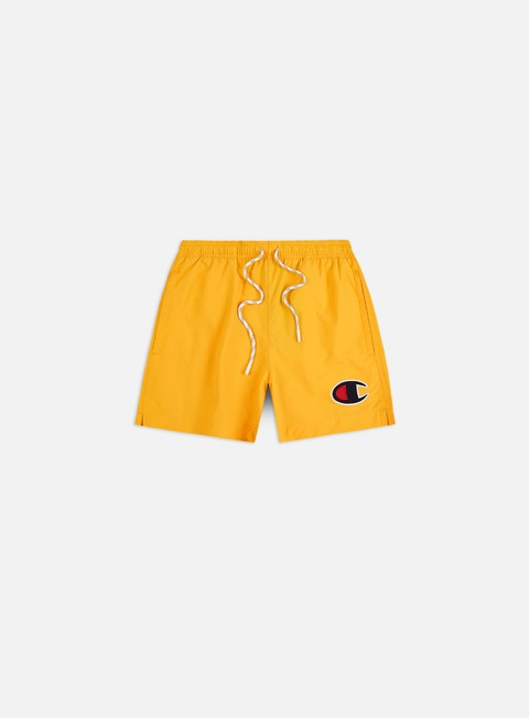 Champion C Logo Beach Shorts