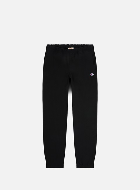 Outlet e Saldi Tute Champion C Logo Patch Cuff Pants