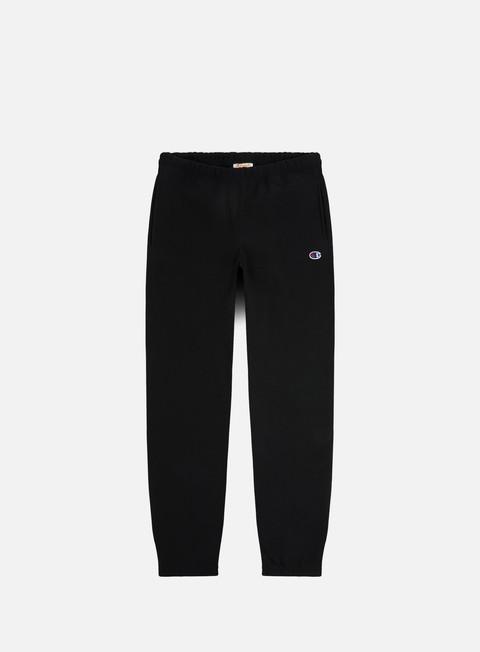 Sweatpants Champion C Logo Patch Cuff Pants