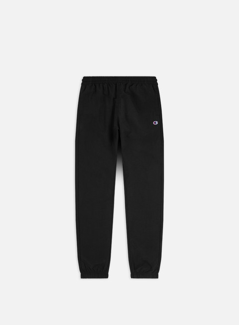 Champion C Logo Patch Cuffed Track Pants