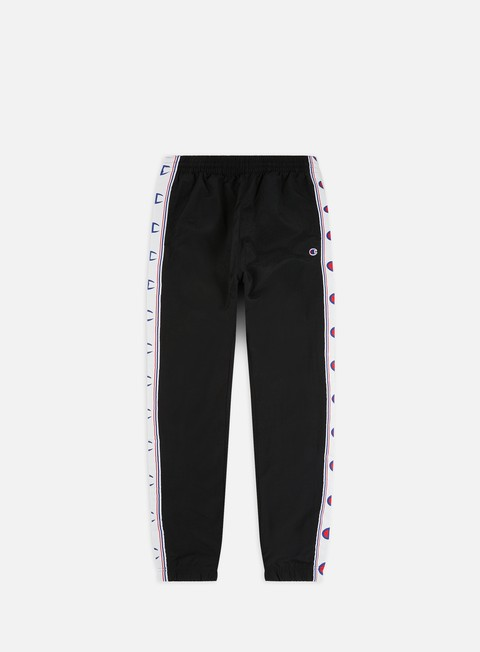 Tute Champion C Logo Taped Track Pants