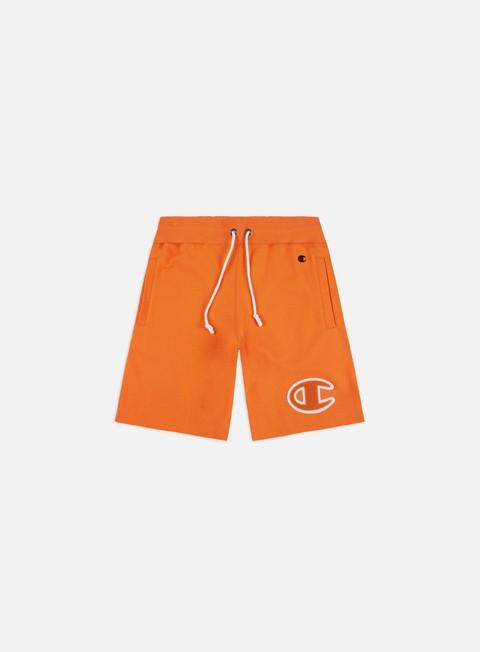Outlet e Saldi Pantaloncini Corti Champion Chenille C Logo Bermuda Pants