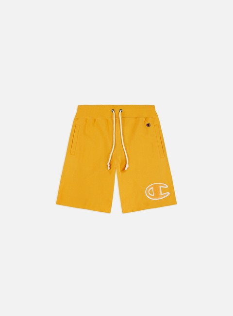 Pantaloncini Champion Chenille C Logo Bermuda Pants
