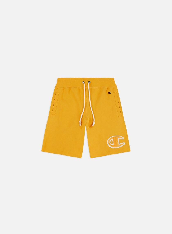 separation shoes 61180 e4796 Chenille C Logo Bermuda Pants