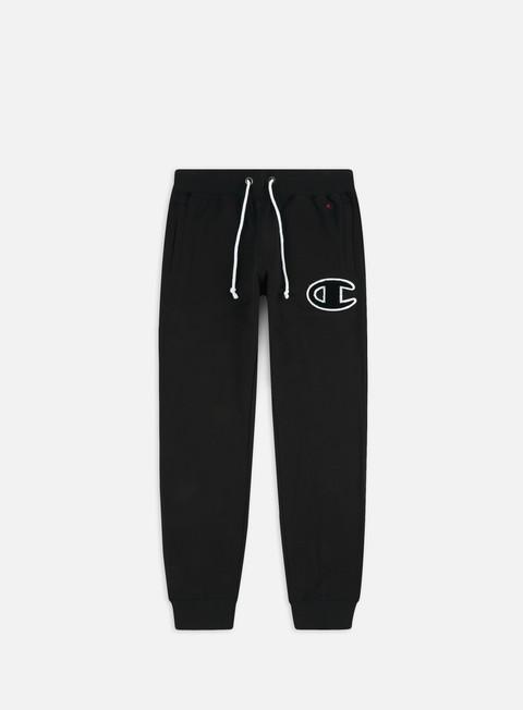 Outlet e Saldi Tute Champion Chenille C Logo Pants