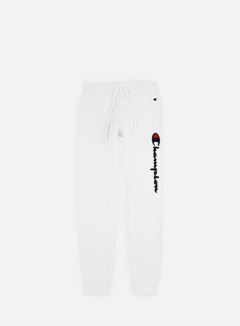 Outlet e Saldi Tute Champion Chenille Logo Pants