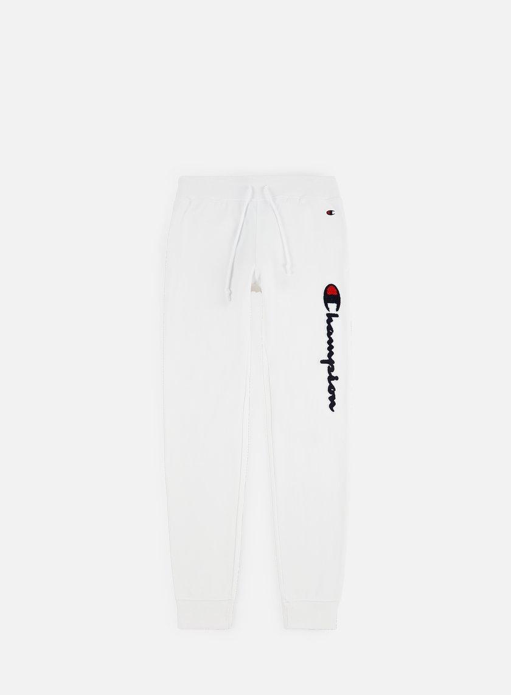 Champion Chenille Logo Pants