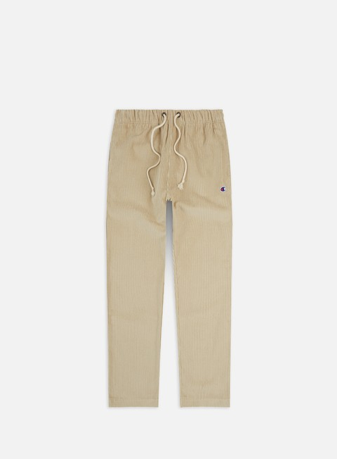 Pantaloni Lunghi Champion Corduroy Straight Pants