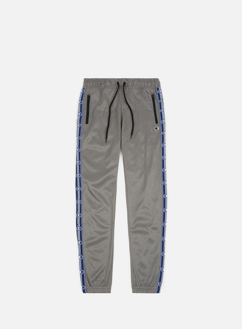 pantaloni champion elastic cuff pants dark grey