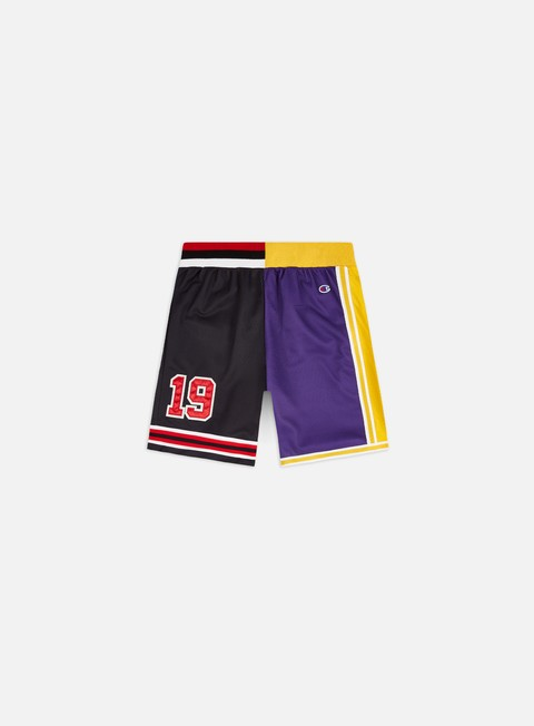 Champion NBMIX Patchwork Shorts