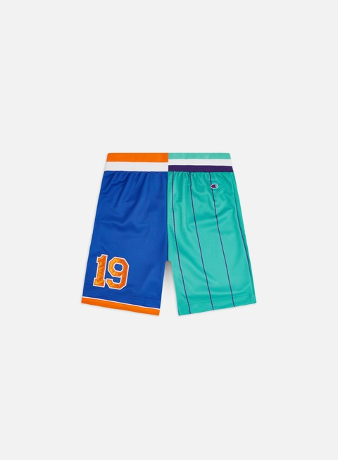 Outlet e Saldi Pantaloncini Champion NBMIX Patchwork Shorts
