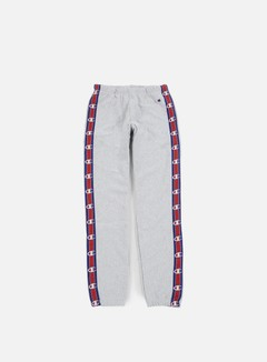 Champion - Reverse Weave 90s Terry Pant, Heather Grey 1