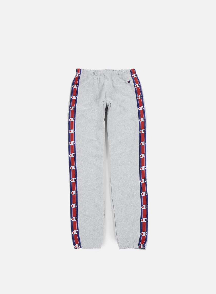 Champion - Reverse Weave 90s Terry Pant, Heather Grey