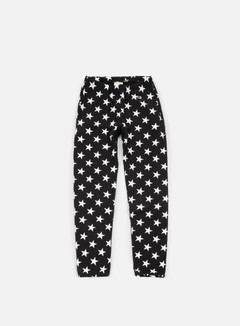 Champion - Reverse Weave Star Terry Pant, Black 1