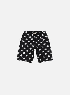 Champion - Reverse Weave Star Terry Short, Black 1
