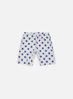 Champion - Reverse Weave Star Terry Short, Heather Grey