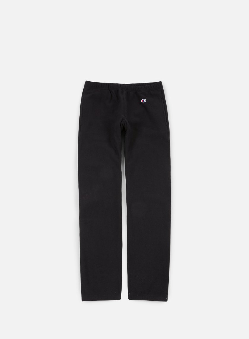 Champion - Reverse Weave Terry Pant, Black
