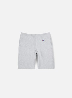 Champion - Reverse Weave Terry Short, Heather Grey 1
