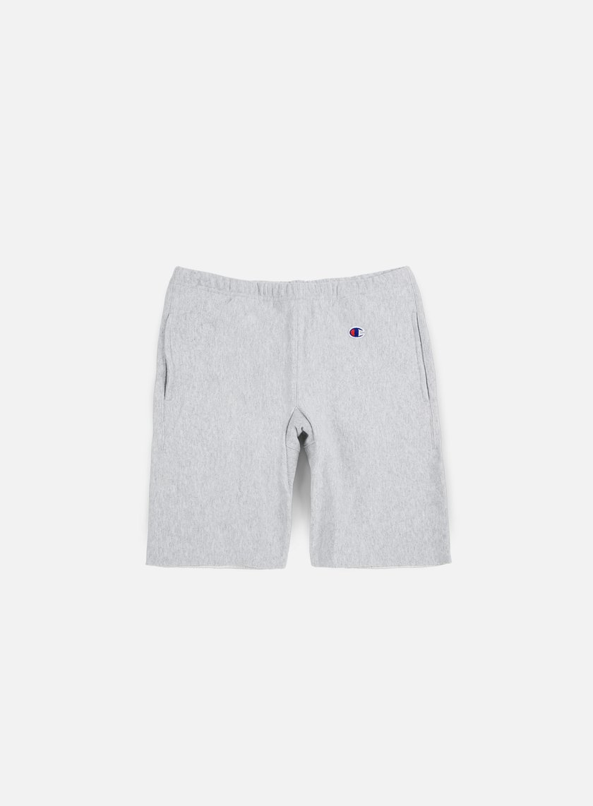 Champion - Reverse Weave Terry Short, Heather Grey