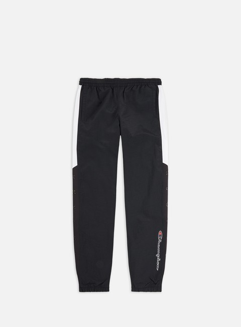 Outlet e Saldi Tute Champion Rubberized Logo Pant