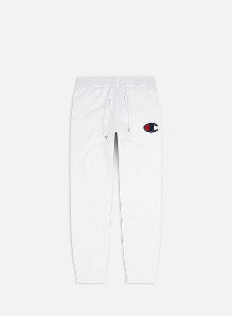 Tute Champion Satin C Logo Jogger Pants