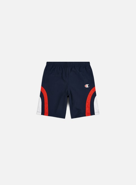 Pantaloncini Champion Stripe Detail Track Shorts