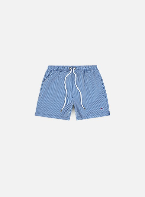 Outlet e Saldi Costumi da Bagno Champion Striped Beach Shorts,
