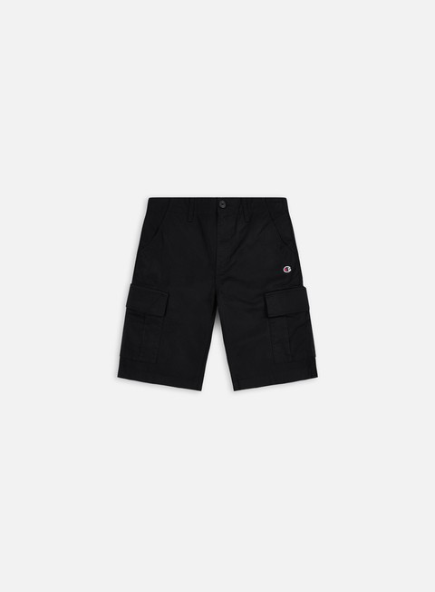 Champion Washed Stretch Twill Cargo Shorts