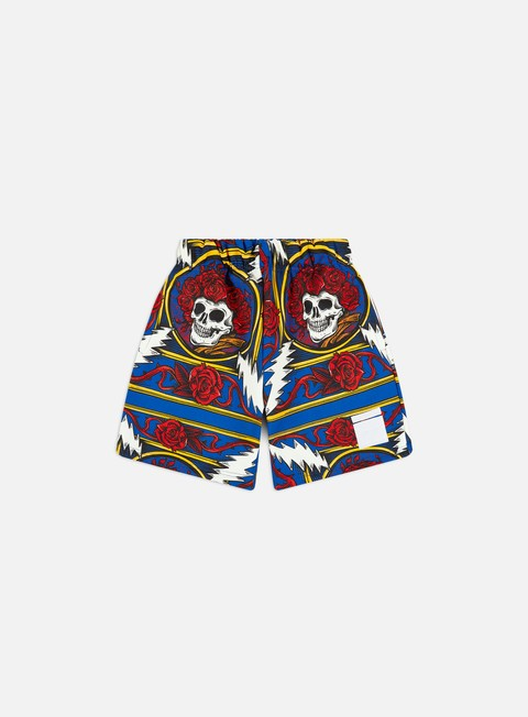 Shorts Chinatown Market Grateful Dead Border Bandana Shorts