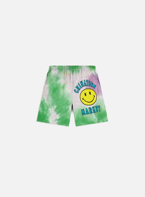 Chinatown Market Smiley Multi Sweatshorts