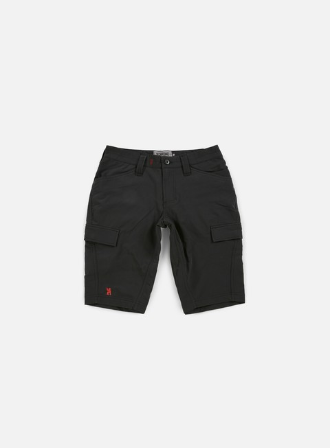 pantaloni chrome cargo short black