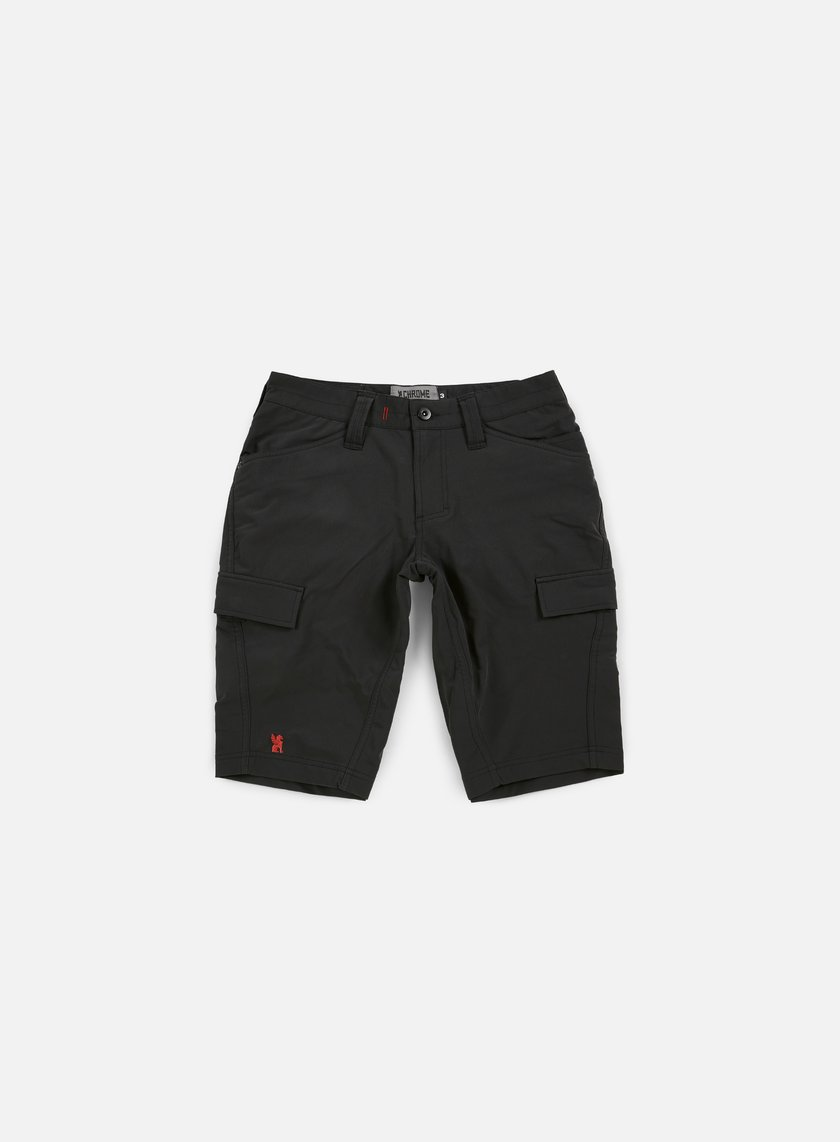 Chrome - Cargo Short, Black