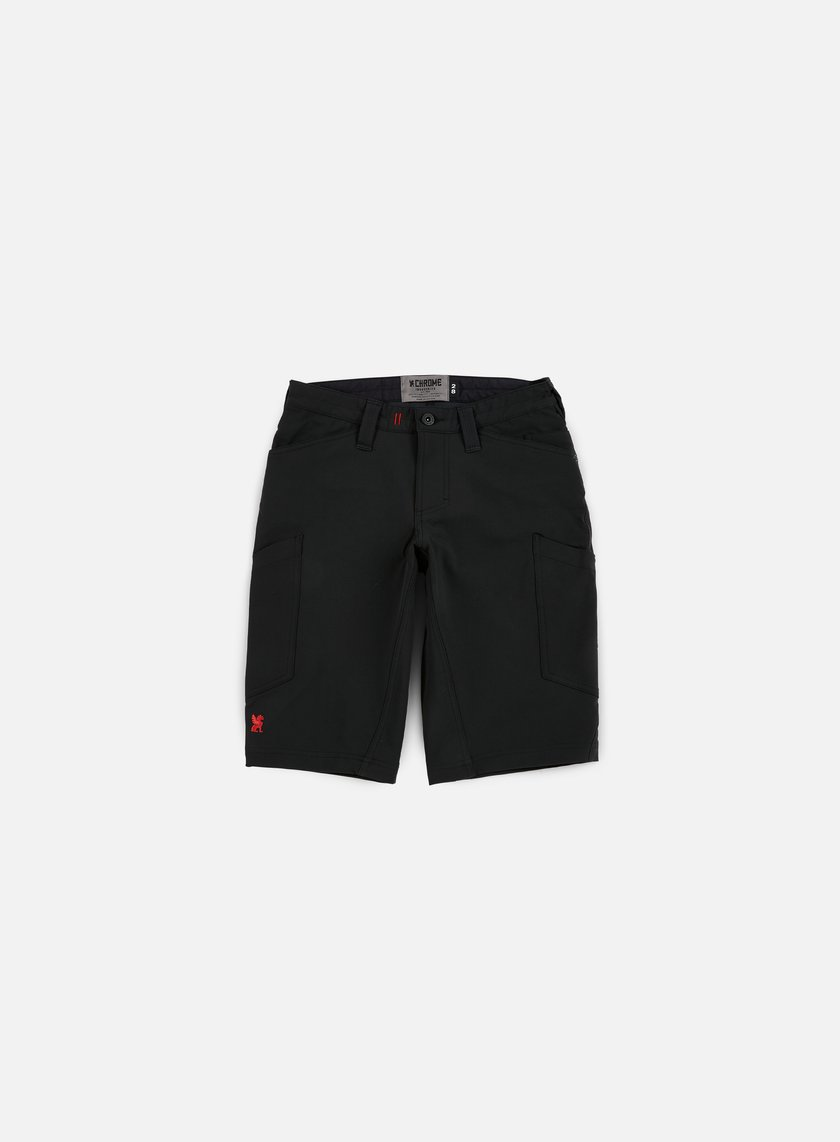 Chrome - Powell Cargo Short, Black