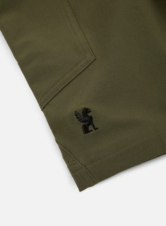 Chrome - Powell Cargo Short, Military Olive 3
