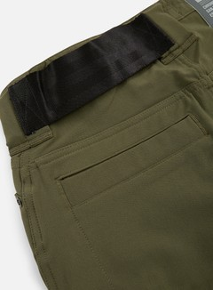 Chrome - Powell Cargo Short, Military Olive 4
