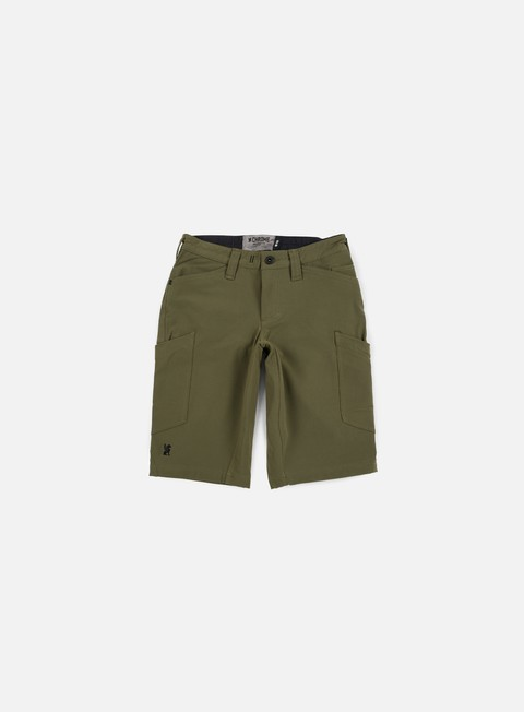 pantaloni chrome powell cargo short military olive