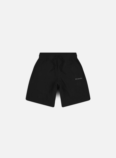 Columbia Columbia Logo Fleece Shorts