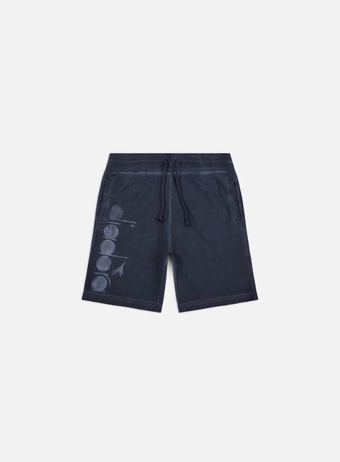 Outlet e Saldi Pantaloncini Corti Diadora 5Palle Used Bermuda Shorts