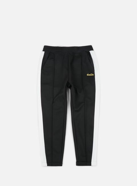 pantaloni diadora 80s pant black