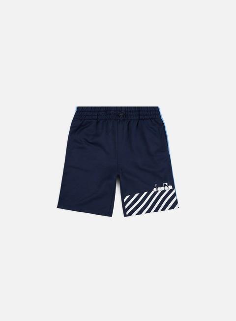 Outlet e Saldi Pantaloncini Corti Diadora Barra Bermuda Shorts
