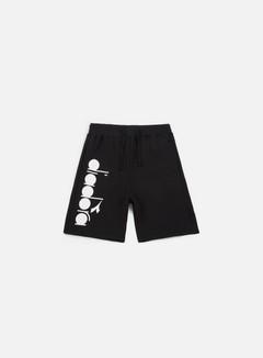 Diadora - BL Bermuda Short, Black