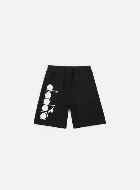 pantaloni diadora bl bermuda short black