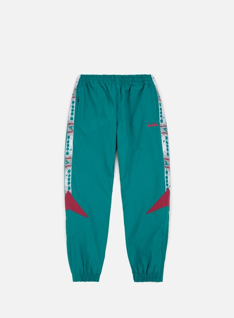 pantaloni diadora mvb pant emerald green