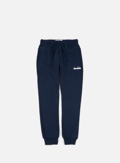 pantaloni diadora seoul 88 cuff pant blue denim