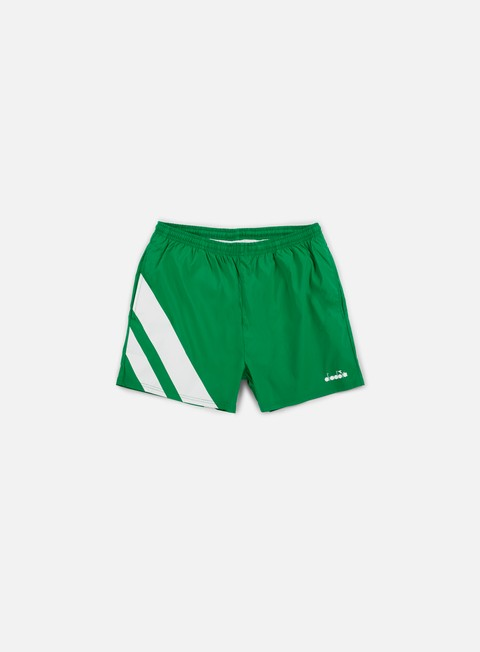 pantaloni diadora short og green peas cream