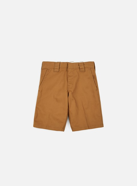 pantaloni dickies ct873 short brown duck