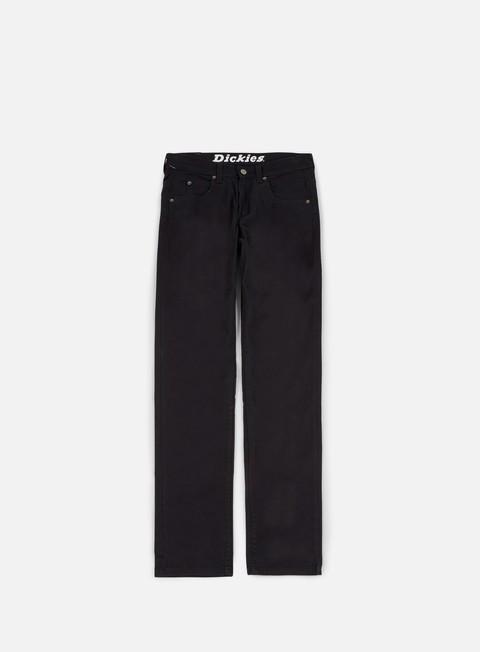 pantaloni dickies flex twill jeans pant black