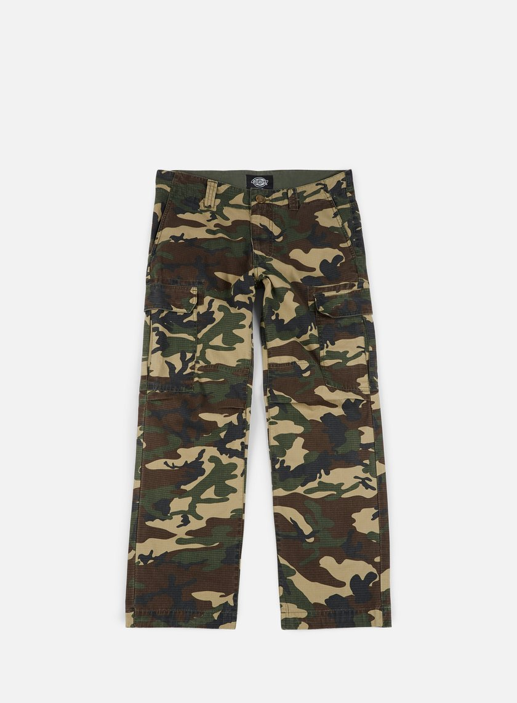 Dickies - New York Combat Pant, Camouflage