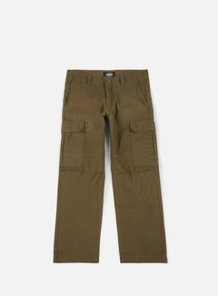 Dickies - New York Combat, Pant Dark Olive  1